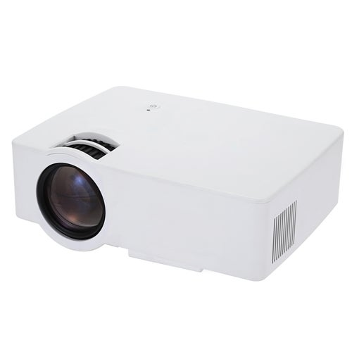 E08 LCD Projector 2500 Lumens 800 x 480 Pixels 1080P Home Theater