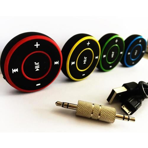 3.5mm MINI Wireless Bluetooth Audio Stereo Adapter Car AUX Home Music Receiver Dongle Mic car receiver