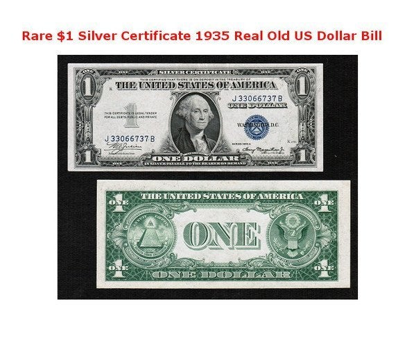 1935 Various Mint Marks Silver Certificate Blue Seal... | Tophatter