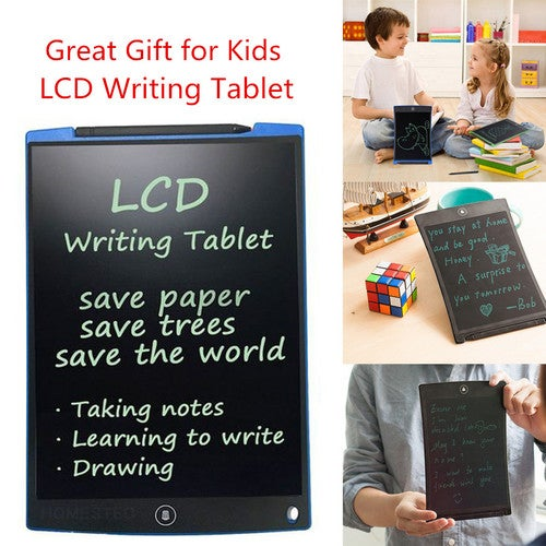 "Free Shipping 8.5"" LCD Writing Tablet for Home/Office/Kids-Great Gift for Kids!"