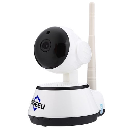 Hiseeu HSY - FH2E 720P WiFi IR Rotary Head Motion Detection Indoor Bullet IP Security Camera