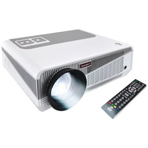 Pyle Home Prjand615 Hd 1080p Smart Projector With Built-In Dual-Core Android(tm) Cpu