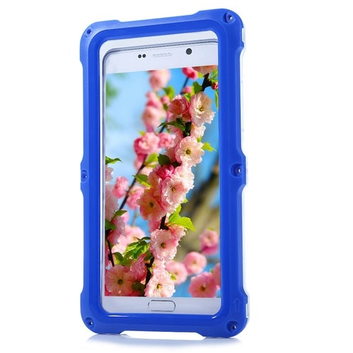 Multifunction Ultrathin Waterproof Full Body Screw Thread PET Protective Case Touch Screen Cover for Samsung Note 5