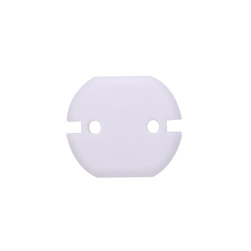 Plastic Safe Lock Socket Cover Electric Shock Hole Protection for Children Care Baby Safety Electrical Security