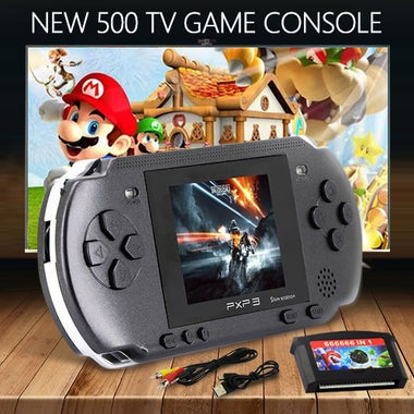 8 bit Handheld Game Console Portable Video Game 150 Games+ 1 x Game Card