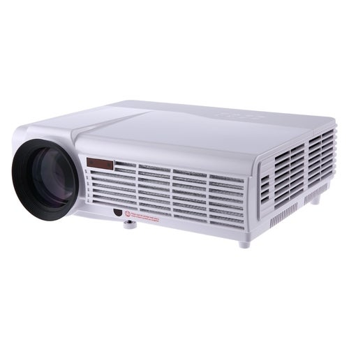 LED - 96 Home Theater 3000 Lumens 1280 x 800 Pixels Multimedia HD LCD Projector
