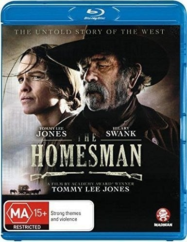 Homesman [Blu-ray]