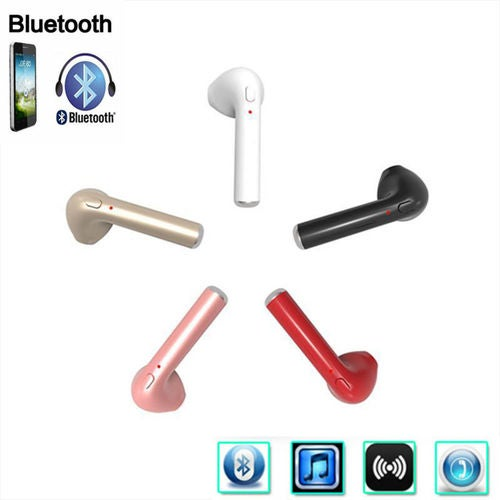 HBQ I7 True Mini Wireless Bluetooth Stereo Headset For iPhone Samsung(Right Ear Single)