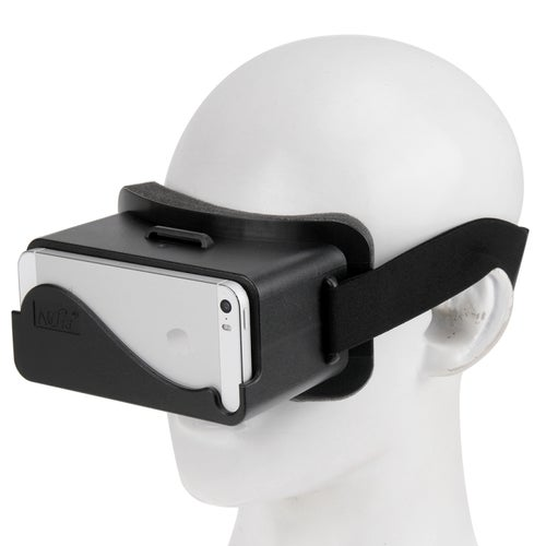 NJ-3D 1688A+ Virtual Reality 3D Video Glasses For IPhone 5 & 5S & 5C