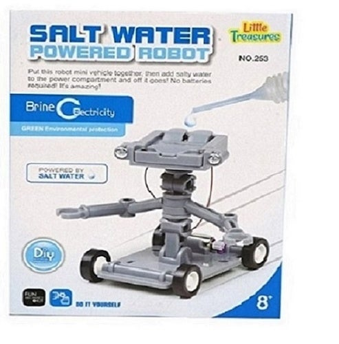 Saltwater Dynamic Robot—Educational toys