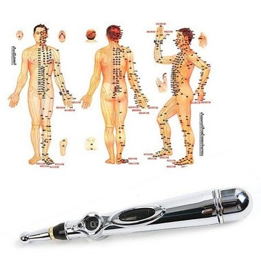 Electronic Acupuncture Pen Pain Relief Therapy Pen