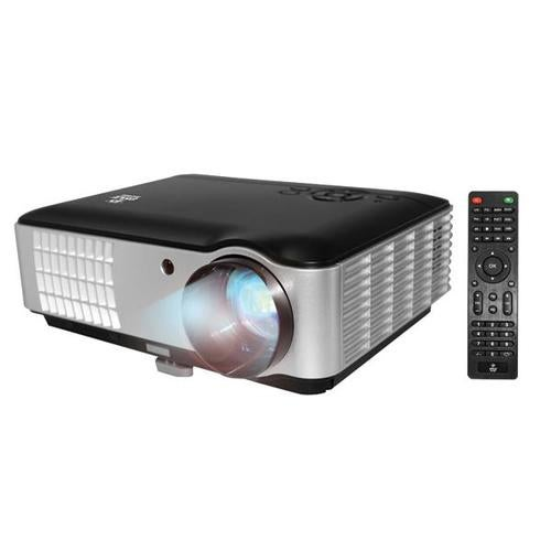 Pyle Home Prjle78 Hd 1080p 2,800-Lumen Home Theater Multimedia Digital Led Projector