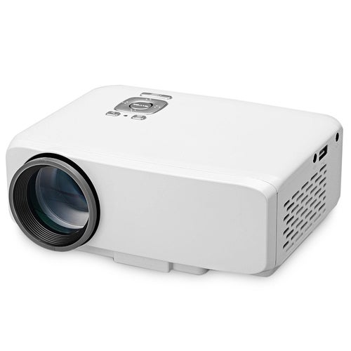 GP9S LCD Projector 800 Lumens 800 x 480 Pixels 1080P Multimedia Home Theater