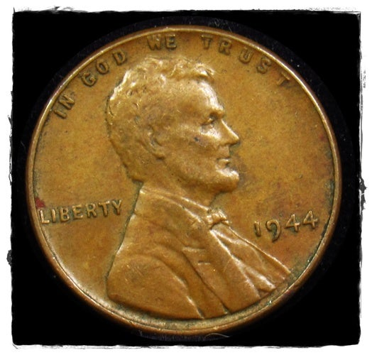 ★1944★  Lincoln Wheat Cent