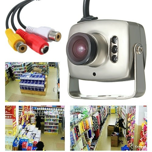 Mini Home Security Cameras Camcorder Monitor Watching Security Camera Color Video For Home Office Car Surveillance New