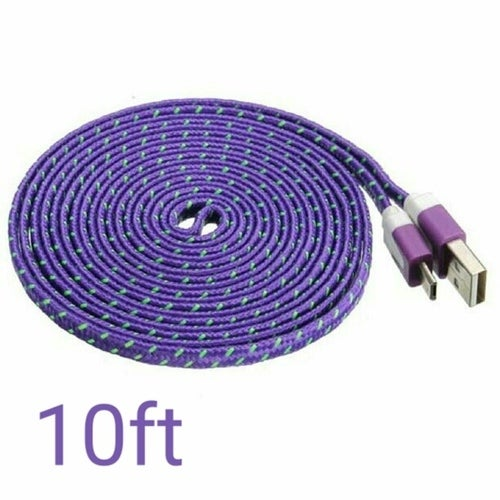 10 ft samsung cable charger