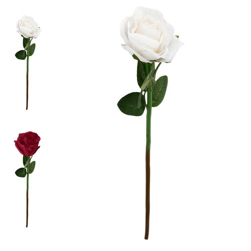 Simulation Latex Real Touch Rose Flowers For Wedding Party Bouquet Decor
