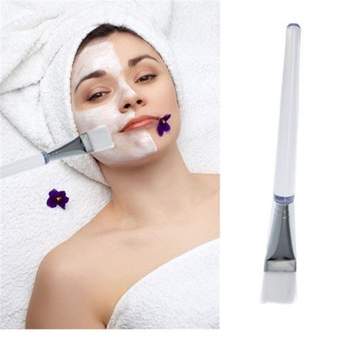 DIY Home Facial Eye Mask Use Soft Brush Treatment Cosmetic Makeup Beauty Tool