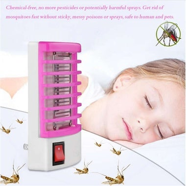 otocatalyst Mosquito Killer Power Save Mini Electronic Optically Mosquito Killer