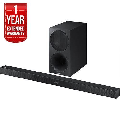 Samsung 320W 2.1ch Soundbar w/ Wireless Subwoofer with 1 Year Extended Warranty