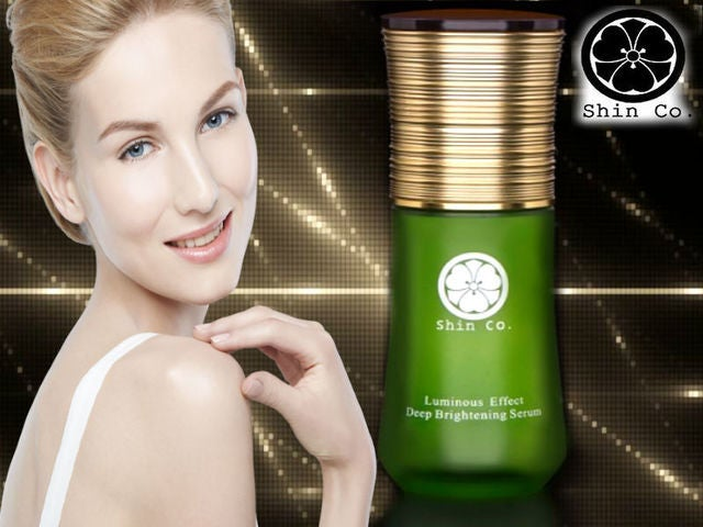 Shin Co Luminous Effect Deep Brightening Serum