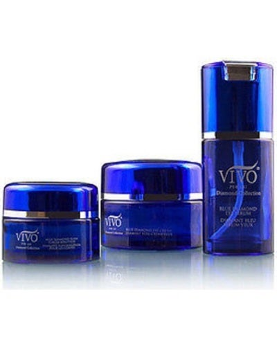 Vivo Per Lei Blue Diamond Collection 3pc Eye Set