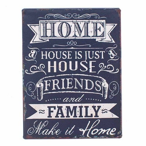 Heaven Sends Magnetic  Home Family Plaque