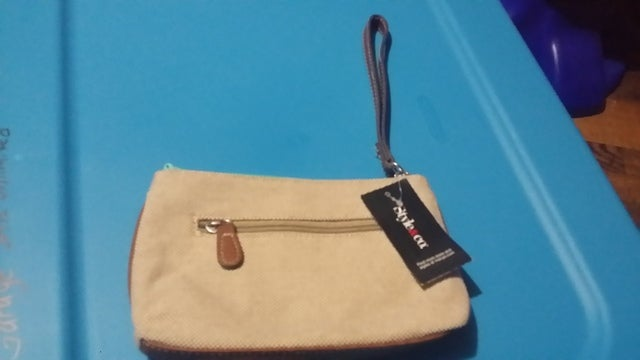 Style and company wristlet