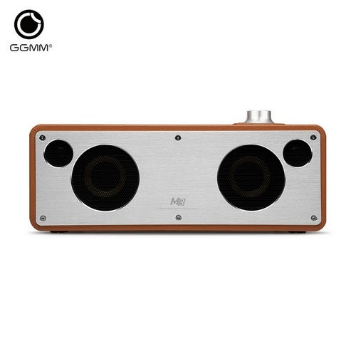 GGMM WS - 301 M3 Dual Wireless Connection WiFi Bluetooth Speaker Home Hi-Fi Music Player
