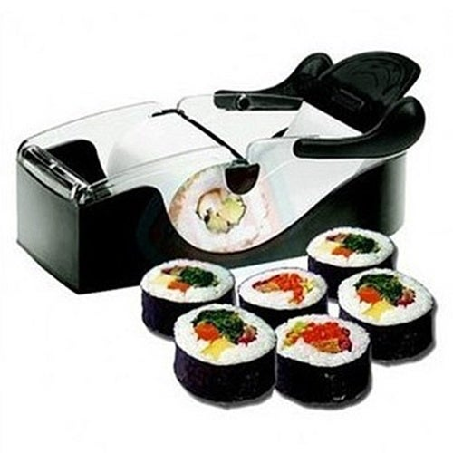 Easy Sushi Maker Roller Equipment Perfect Roll-Sushi Sushi Tools Kitchen Accessories