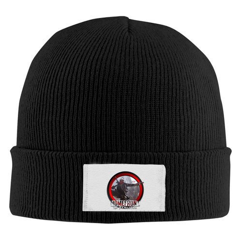 Homefront The Revolution 2016 Logo Unisex Adult Print Beanie Caps Adjustable Knitted Hat