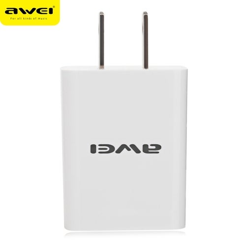 Awei C - 600 2A Universal Wall Home Travel Charger