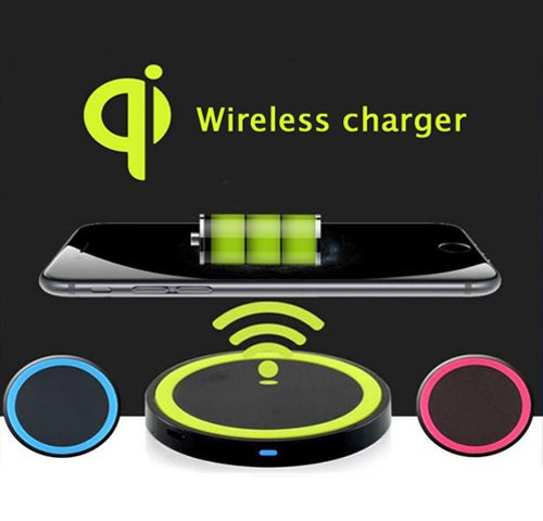 Wireless Charging Charger Dock Pad For Samsung Galaxy S6 S7 S8 iPhone 8 Plus X