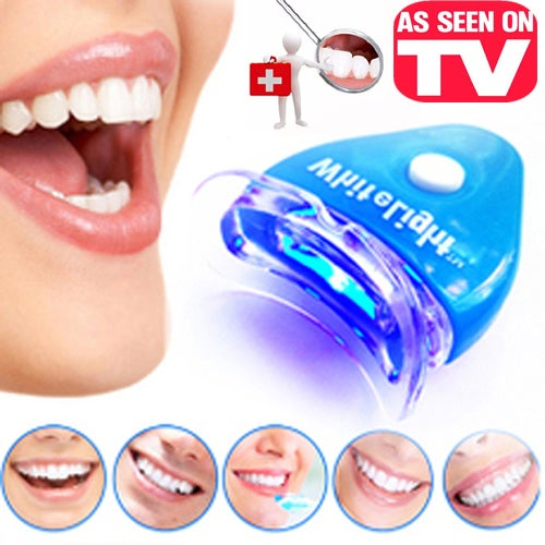 White Light Teeth Whitening Tooth Gel Whitener Health Oral Care Toothpaste Kit For Personal Dental Care