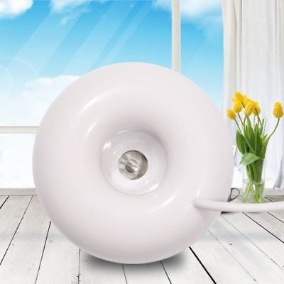 Home ,Office Mini USB Donuts Humidifier Air Fresher Floats Ultrasonic Mist Hotest 2018