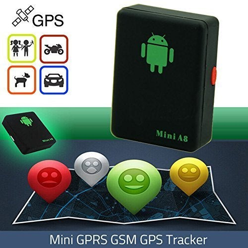 KSRplayer Mini A8 Global Real Time GPS Tracker GSM/850/900/1800/1900mhz GPRS/ GPS Tracking Device SOS Ear Bug Monitor Device Surveillance