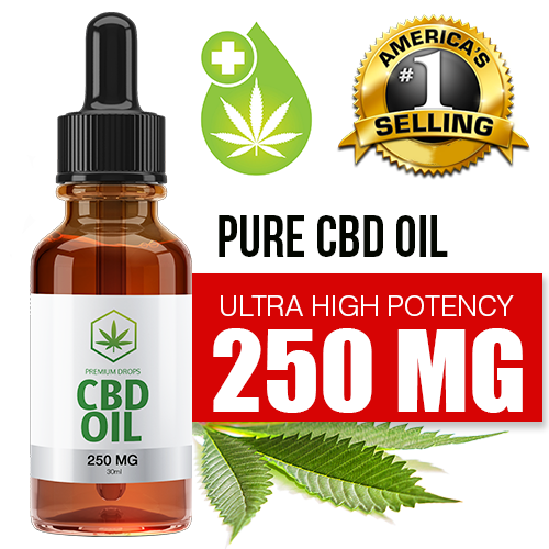 100% PREMIUM CBD OIL (Cannabidiol Oil) - Pure Ultra