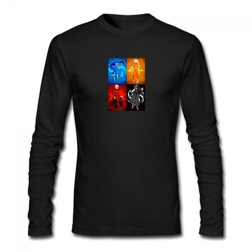 homestuck trolls Men's Long Sleeve T-shirt