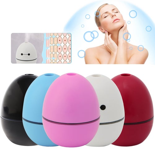 Mini USB Home Car Aroma Therapy Diffuser Essential Oil Ultrasonic Air Humidifier