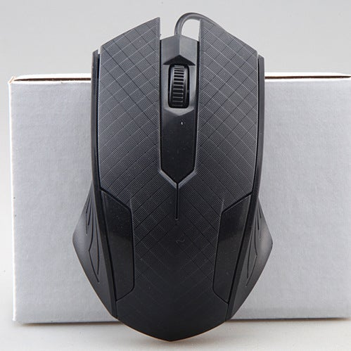 Notebook Desktop Computer Wired USB Games Optoelectronics Home Office External CF Mouse