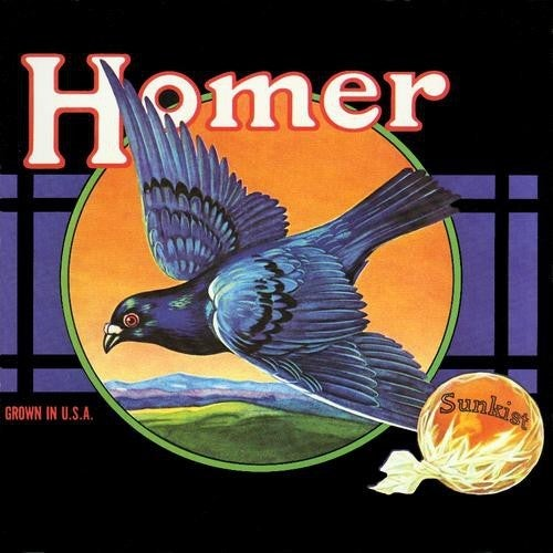 Homer - Homer: Complete Recordings [CD]