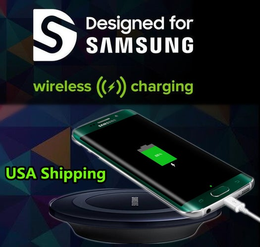 Wireless Fast Charger for Samsung