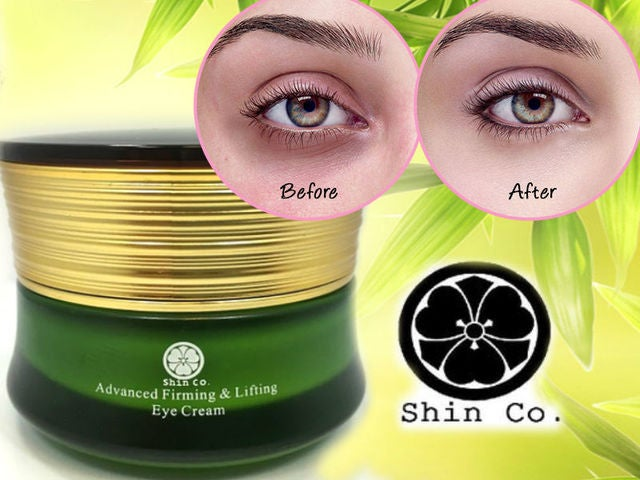 Shin Co Advanced Firming & Lifting Eye Cream