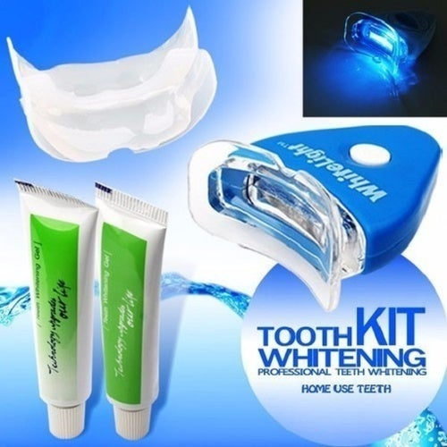 Home 1 Set Cleaning Tooth Teeth Whitening Kit Dental Treatment Oral Tray Healthy