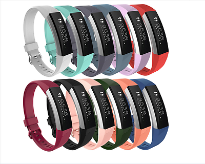 The Replacement Watch Band Bracelet Strapband for Fitbit Alta HR Classic Buckle New