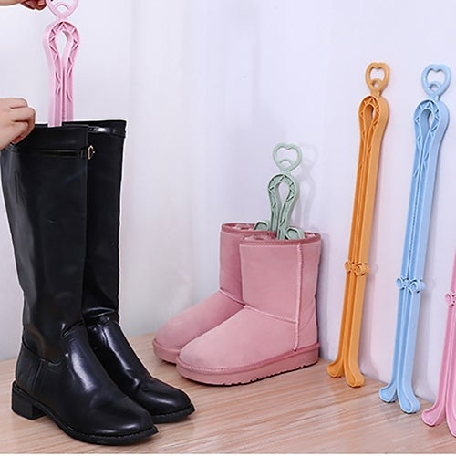 Home practical footwear autumn and winter boots dedicated boots stretcher