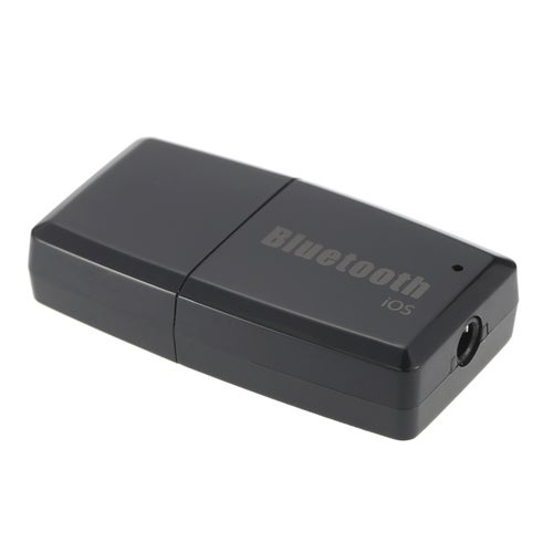 Wireless Bluetooth V4.1+EDR A2DP 3.5mm USB Handsfree Home Car Kit AUX Audio Stereo Music Receiver Adapter