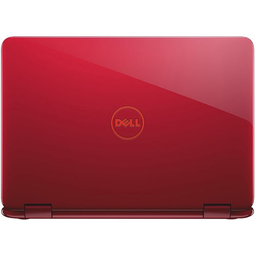 Dell Inspiron i3179 11.6 HD 2-IN-1 Laptop, 7th Gen Intel m3-7Y30, 4GB RAM, 500GB Red