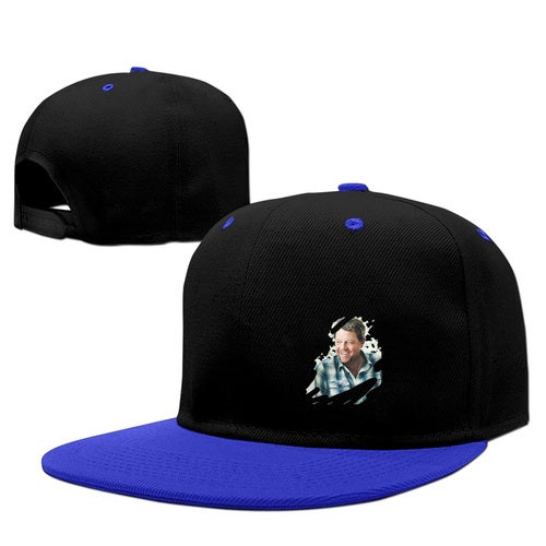 Home Pat Green Adult Snapback Hip Hop Adjustable Print Baseball Caps Flat Hat