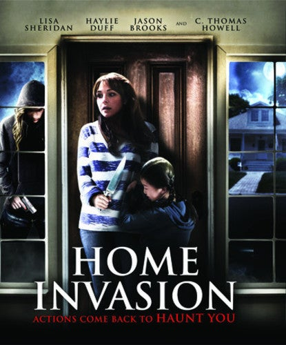 Home Invasion [Blu-ray]